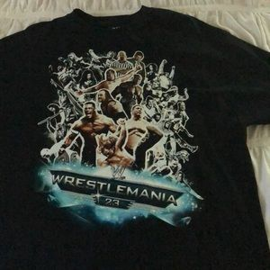 WWE Wrestlemania 23 T-shirt